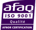 VERTIC is certified ISO 9001