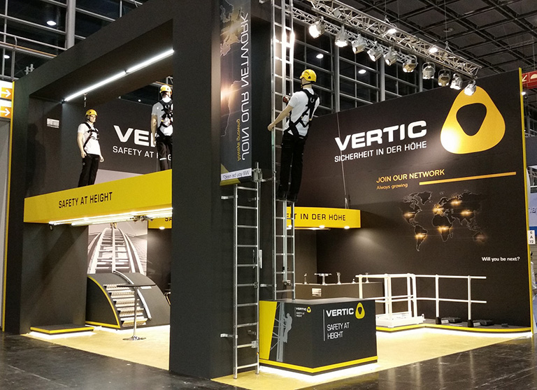 VERTIC international trade fair in Germany