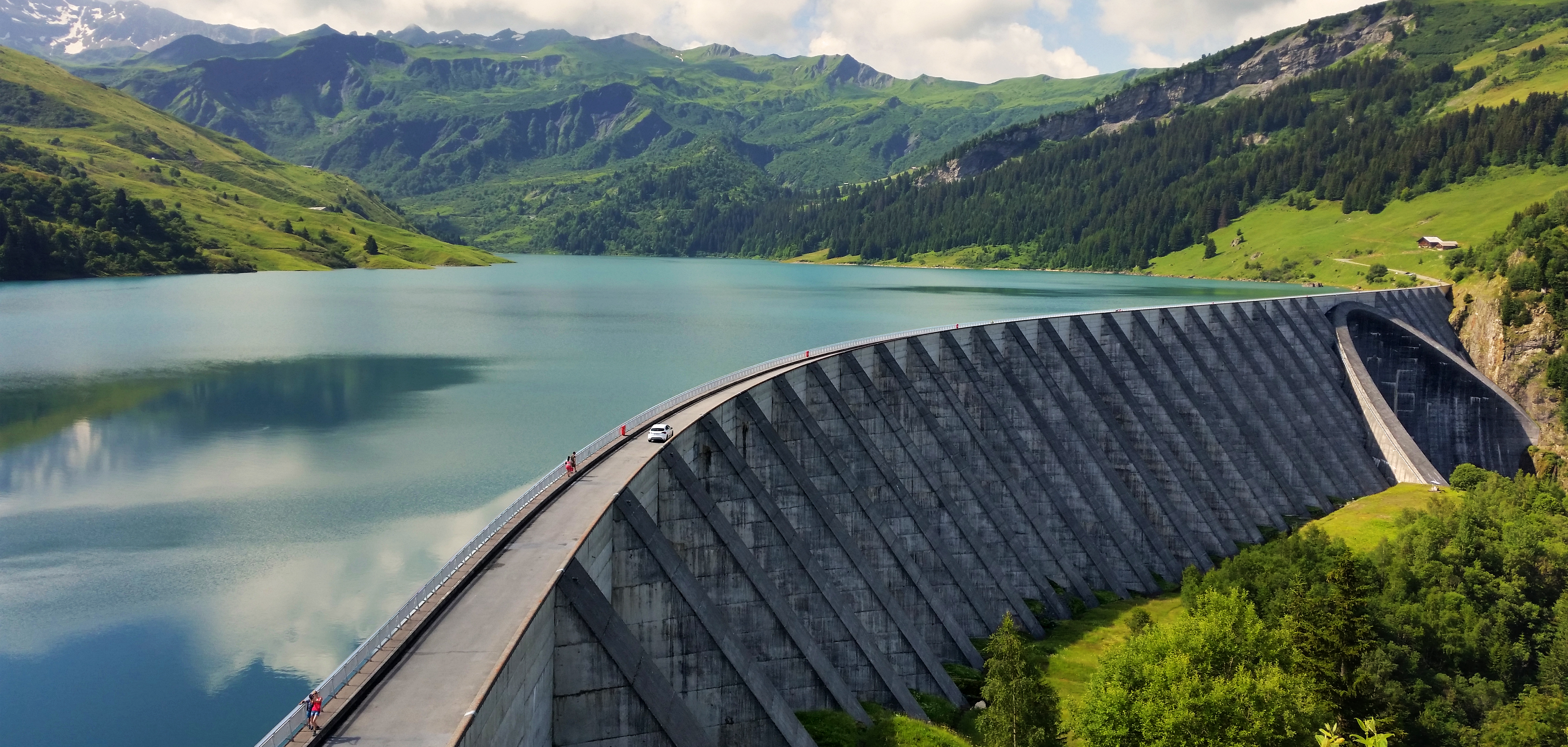 Savoie's dam